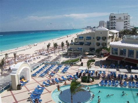View from room   Picture of Gran Caribe Real Resort & Spa, Cancun   TripAdvisor