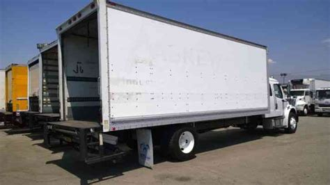 freightliner  ft box truck supercab xtracab crew cab