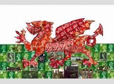 Flags Rachel Markwick Fine art & collage