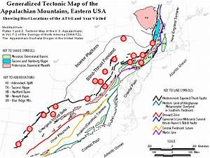 G.C. Herman's Geology & Tectonics Page