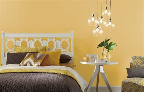 Colorfully, BEHR :: Color of the Month: Lemon Burst