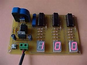 Battery Amp Hour Meter