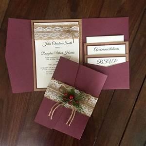 the 25 best winter wedding invitations ideas on pinterest With wedding invitations for december