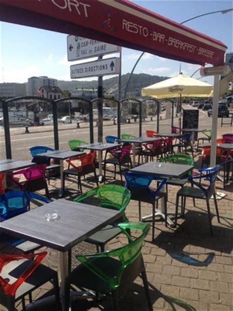 restaurant cafe du port dans cherbourg octeville avec cuisine fran 231 aise restoranking fr