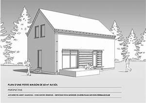 Créer Son Propre Plan De Maison Gratuit : plan maison gratuit petite surface ~ Premium-room.com Idées de Décoration
