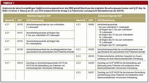 Gop Abrechnung : deutsches rzteblatt beschluss des erg nzten bewertungsausschusses nach 87 abs 5a sgb v in ~ Themetempest.com Abrechnung