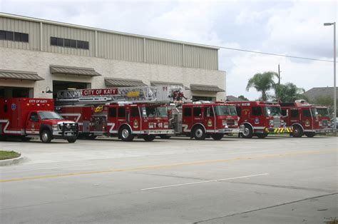 Fire Department | City Of Katy, TX