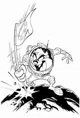 Taz Deviantart Jerome Moore Stakes Claim Looney Draw Drawings Tunes Tasmanian Devil Sketches sketch template