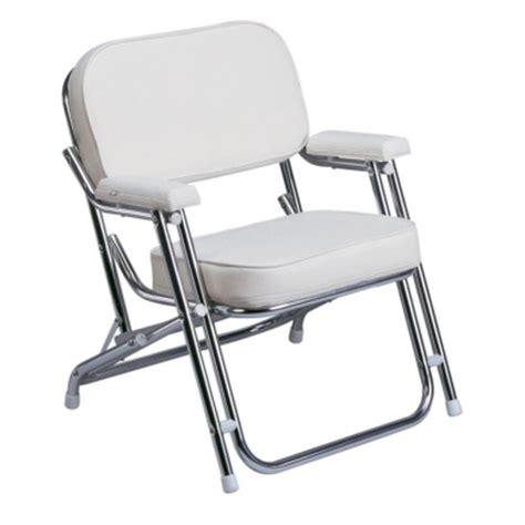fauteuil de pont plastimo pliable