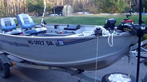 Aluminum Boat With Front R by Boat Deck Modification 14ft Aluminum Boat