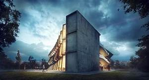 3d architecture visualization project, 3d renders, arch ...