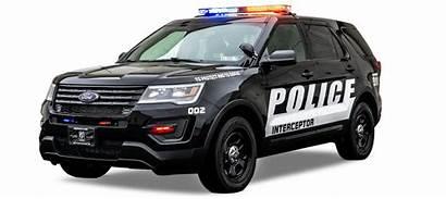 Police Ford Explorer Vehicle Suv Interceptor Vehicles