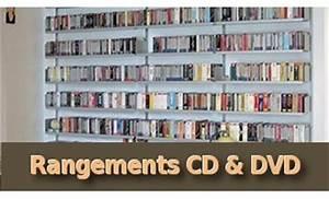Range Cd Design : meuble rangement cd dvd design ~ Teatrodelosmanantiales.com Idées de Décoration