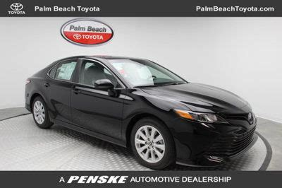 Toyota Royal Palm by New Toyota Camry At Palm Toyota Serving West Palm