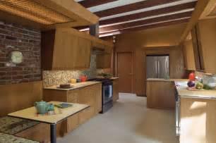 galley style kitchen remodel ideas mid century modern home midcentury kitchen portland by craftsman design and renovation