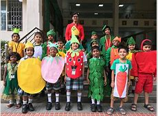 FANCY DRESS COMPETITION GRADE1 Vydehi School