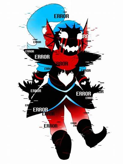 Error Undertale Undyne Sans Anime Errortale Waifu