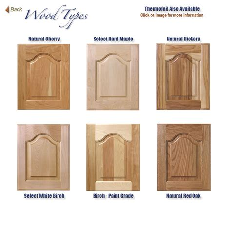 what type of wood is best for kitchen cabinets kitchen cabinet wood types besto blog