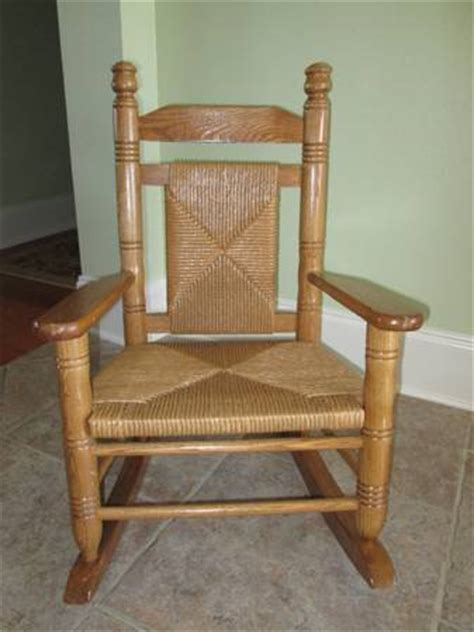 Childrens Rocking Chairs At Cracker Barrel by Cracker Barrel Child S Rocking Chair Euc 70 Baby