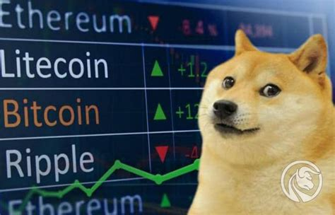 Dogecoin (DOGE) - criptomoeda, que deveria ser uma piada ...