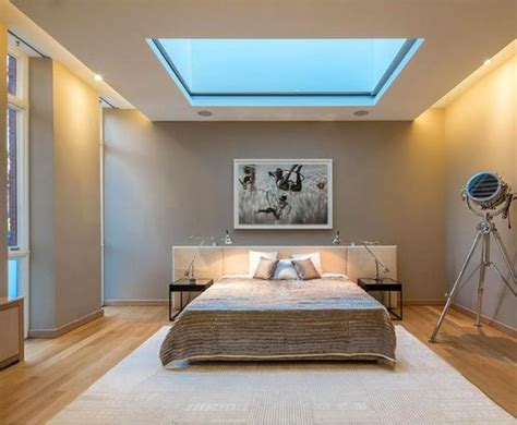 astonishing bedrooms  skylights
