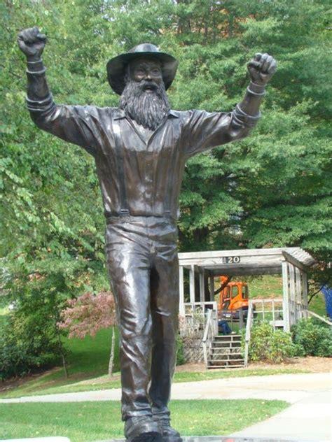 yosef   mascot  appalachian state university