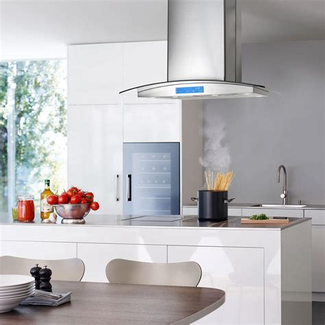 "Cosmo Appliances 30"" Island Range Hood (668ics750"