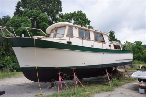 Marine Trader Boats For Sale Canada by 1978 Marine Trader 34 Cabin Power Boat For Sale