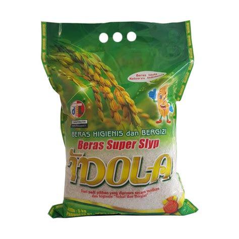Beras Hoki Premium 5 Kg jual idola millenium setra ramos premium beras 5 kg
