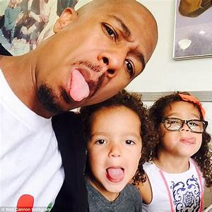 Mariah Carey and Nick Cannon treat twins Moroccan and ...