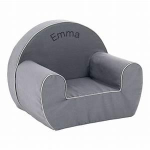 Fauteuil Enfant Mousse : un fauteuil club pour enfant personnalis pr nom amikado ~ Teatrodelosmanantiales.com Idées de Décoration