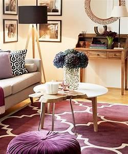 Lila Laune Shop : die besten 25 lila wohnzimmer ideen auf pinterest lila schlafzimmerw nde lila w nden und ~ Eleganceandgraceweddings.com Haus und Dekorationen