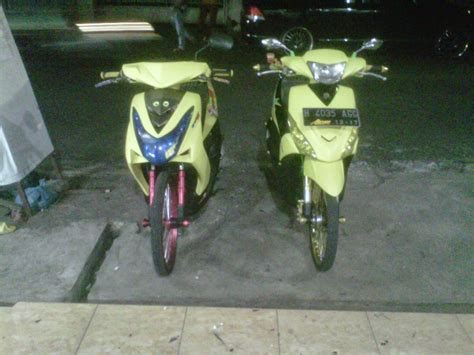 Mio J Thailook Style by Thailook Modif Mio J 2015