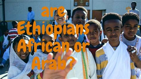 Ethiopians A Race Of Their Own Youtube