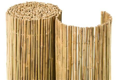 noor bambusmatte bahia bambus sichtschutz zaun balkon hertie de