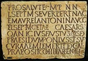 Phonecian Alphabet   1050 B.C.   Anna Reed's Portfolio