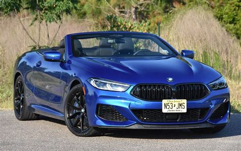The m850i gran coupe has more than enough power, but maintains a level of composure that makes it. 2019 BMW M850i Convertible Review & Test Drive ...
