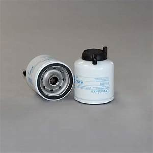 Donaldson Fuel Filter Water Separator Spin