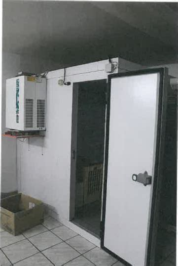 condensation chambre chambre froide n 233 gative 9m3 pannelli isolanti monobloc