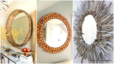17 Spectacular Diy Mirror Design Ideas To Beautify Your Decor