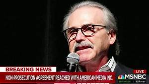 National Enquirer's Parent Company Admits Payoff To Trump ...