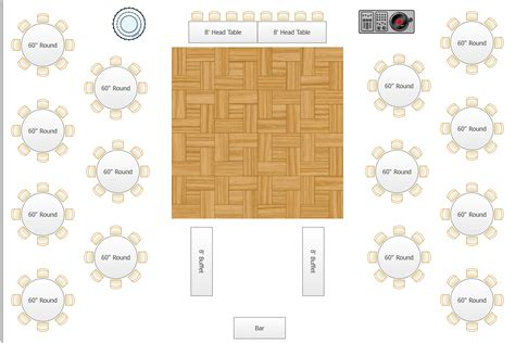 Images About Floor Plans For Weddings On Pinterest Wedding