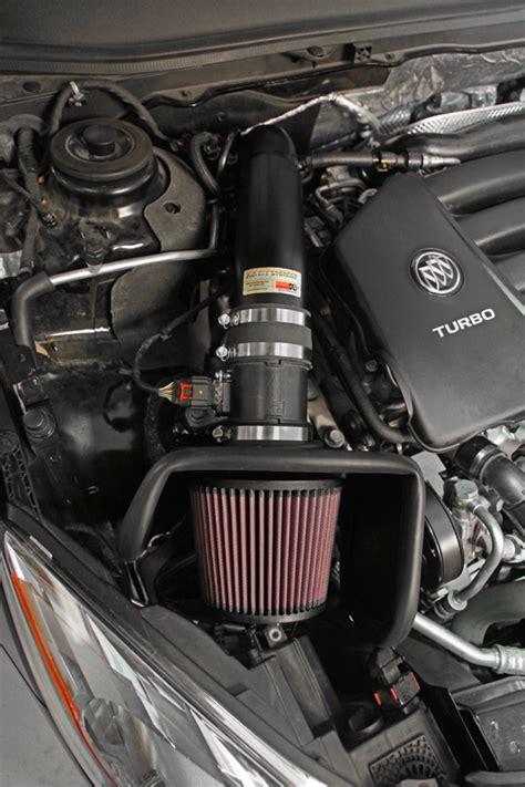 kn  ttk air intake performance autowerks