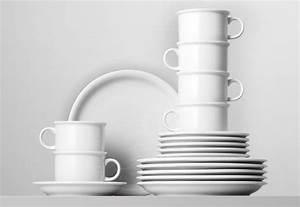 Geschirr Porzellan Weiß : porzellan serie wei trend thomas kaufen otto ~ Markanthonyermac.com Haus und Dekorationen