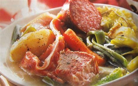 cuisine auvergnate potée bourguignonne potee bourguignonne