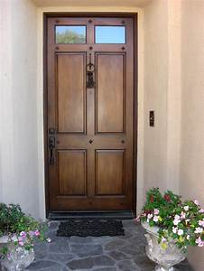 Front Doors Creative Ideas: Exterior Wood Door