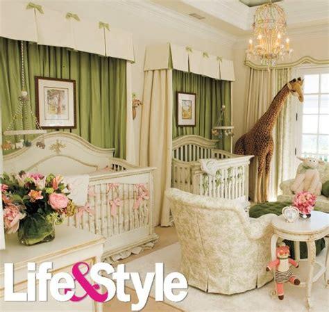 chambre de bébé jumeaux atelier rue verte le visite de la chambre des