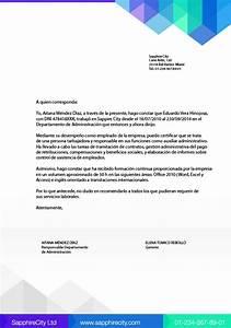 Consejos para una buena carta de recomendación Trabajos ORG Empleo y Trabajo en España