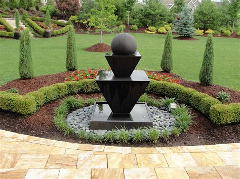 landscaping fountains custom garden fountains statuary in kansas city at rosehill gardens
