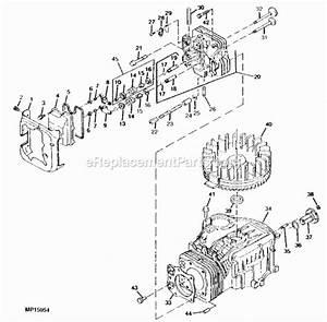 John Deere 265 Lawn Tractor Parts Diagram